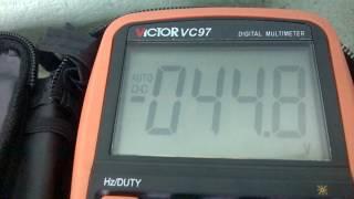 tda7294 chay nguon -+50v dc  khung