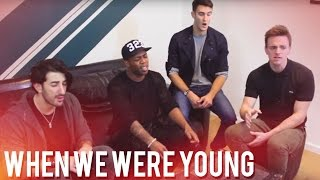 """When We Were Young"" Adele cover w/ Apollo Link"