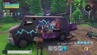 PROTECTING THE VAN AND FINDING SURVIVORS FORTNITE - SAVE THE WORLD / CAP 05