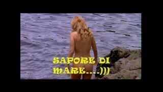 SAPORE DI SALE.-  ( Balada de Tony Dallara ) 1964
