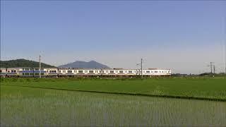 JR水戸線 2018/06/04