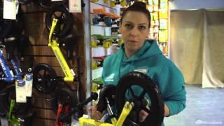 Беговел и детский велосипед. Выбор.(Мы пытали продавца самыми разными вопросами по поводу беговелов и детских велосипедов. http://www.velodrive.ru Ссыл..., 2016-04-21T17:35:30.000Z)
