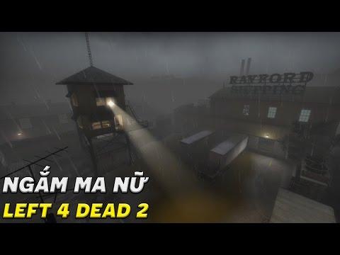 Lạc trôi đầm lầy toàn Witch và Tank   Cùng chơi Left 4 Dead 2