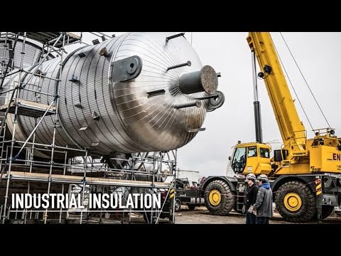 Our Industrial Insulation Services Boost Performance & Safety
