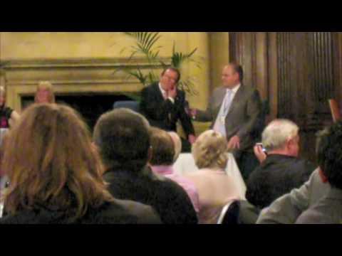 Pinewood Studios 2008: Sir Roger Moore