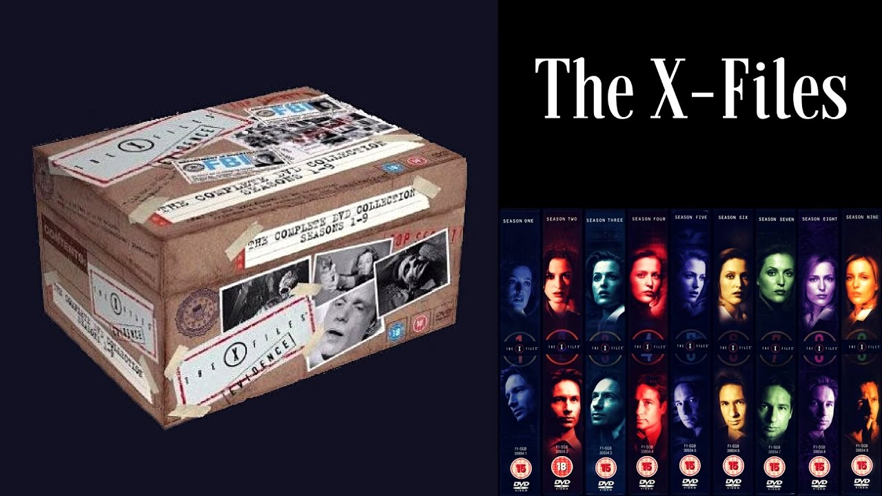 the x files the complete dvd box set collector 39 s edition review youtube. Black Bedroom Furniture Sets. Home Design Ideas