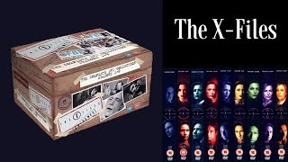 The X Files The Complete DVD Box Set Collector's Edition Review(, 2016-11-14T12:16:10.000Z)