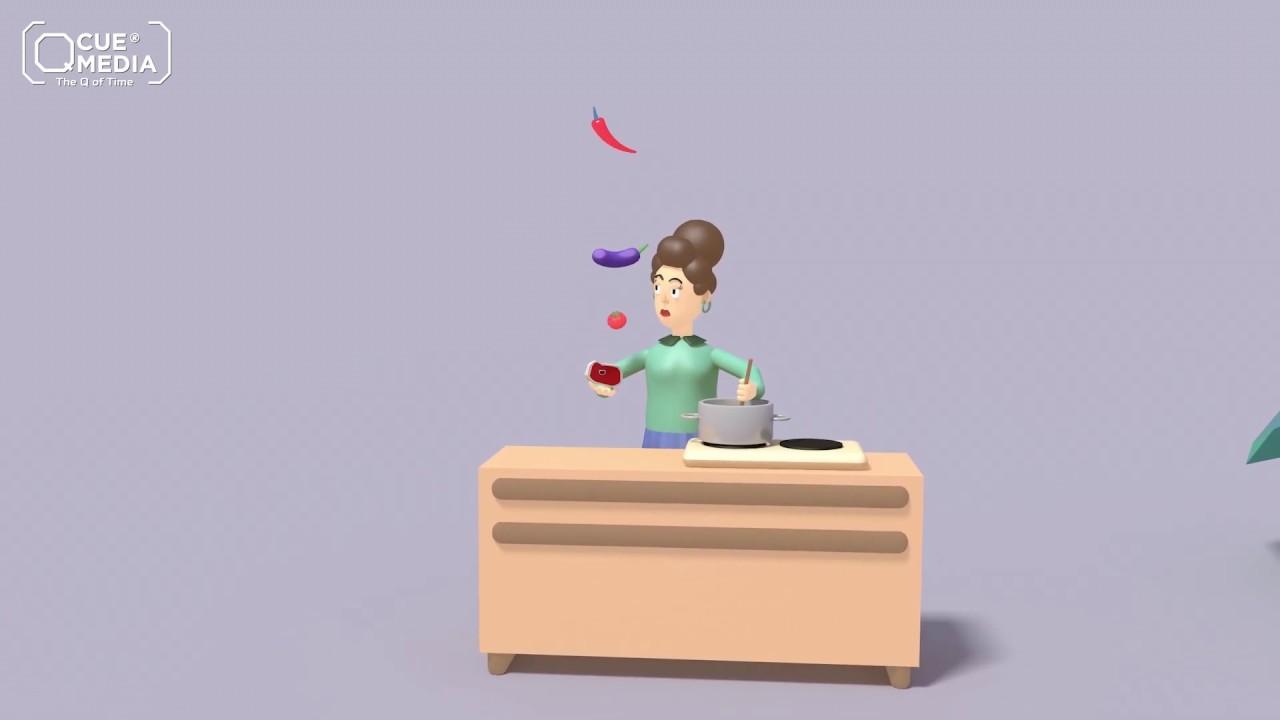 3D O'clock تعرف على الأغذية التي تسبب العطش في شهر رمضان