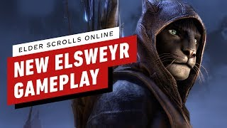 Elder Scrolls Online Elsweyr: 5 Minutes of Necromancer Gameplay