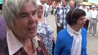 Елецкого - Страданье -  Матаня - Канарейка.  Липецк.  25. 06. 2017 год