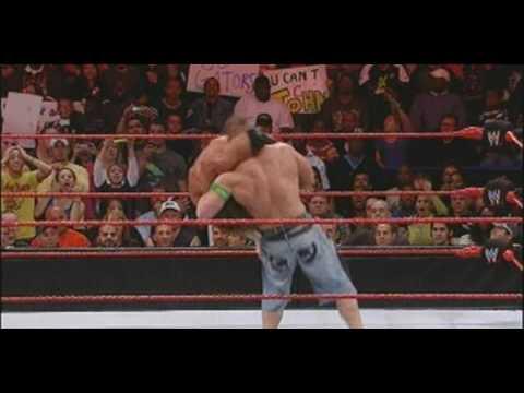WWE Raw Falls Apart
