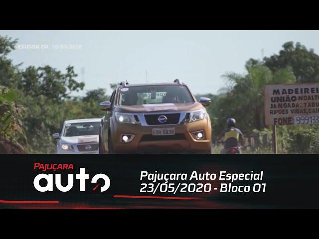 Pajuçara Auto Especial 23/05/2020 - Bloco 01