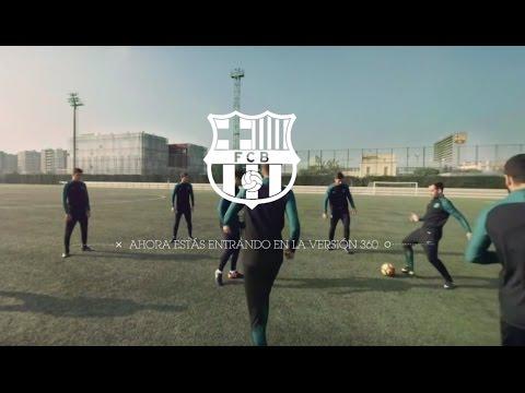 FC Barcelona 360 Masterclass