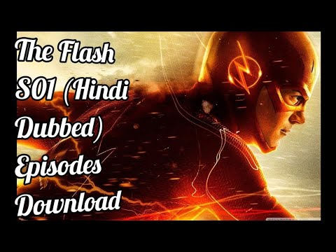 Download The Flash Season 1 (Hindi Dubbed ) Episodes download