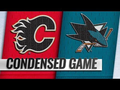 11/11/18 Condensed Game: Flames @ Sharks