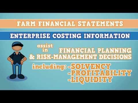 Introduction to Farm Financial Analysis