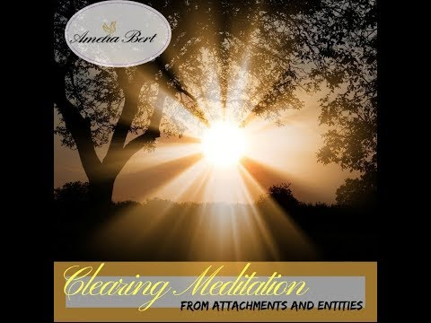 Clear Attachments And Entities With Archangel Michael