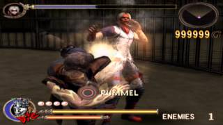 Video God Hand - Mission 50 With Uninvincible God Hand Cheat download MP3, 3GP, MP4, WEBM, AVI, FLV Maret 2018