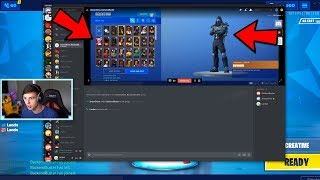 God Coder STEALS Skins From Fortnite Accounts.. (JULY 6TH)