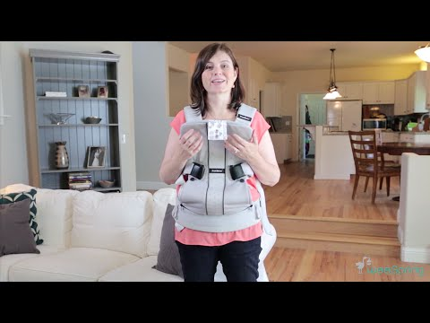 06640c0fb3b BABYBJORN Baby Carrier One