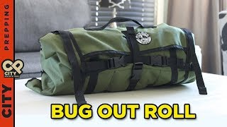 Canadian Prepper's Bug out Roll product review