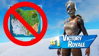 NO HUD GAMEMODE - Fortnite Battle Royale