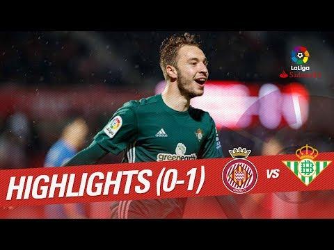 Resumen de Girona FC vs Real Betis (0-1)