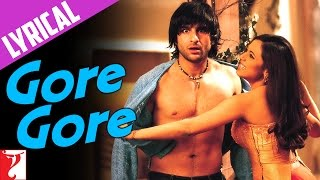 Lyrical: Gore Gore - Full Song with Lyrics - Hum Tum