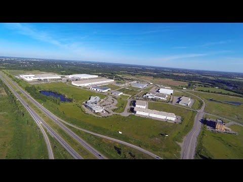 Economic Development Brantford - Industrial Tour Video