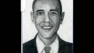 Draw Barack Obama Step by Step With Pencil (How to)