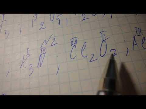 Контрольная работа первая, Вариант 2 - номер 2, .Гдз по химии 8 класс, кузнецова, лёвкин, §1.