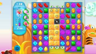 Candy Crush Soda Saga - Level 154 - No boosters ☆☆☆
