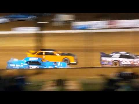Street Stock Feature Southern Raceway - 2/2/2019