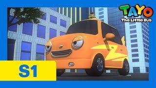 Siêu sao Nuri l mùa 1 tập 13 l Tayo xe bus nhỏ