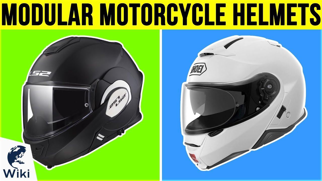 485b67f4b139c 10 Best Modular Motorcycle Helmets 2019