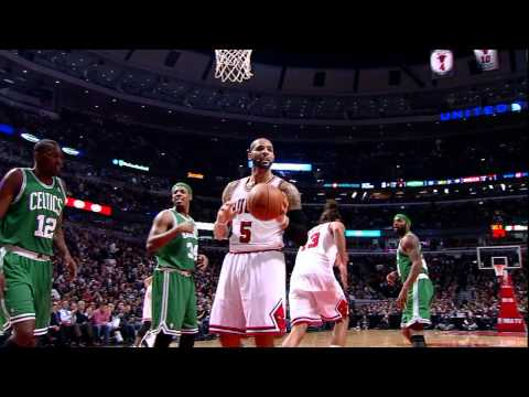 Nightly Notable: Carlos Boozer Leads the Charge