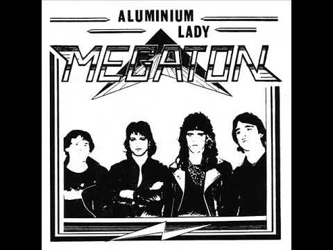 Megaton- Aluminium Lady (FULL EP) 1981