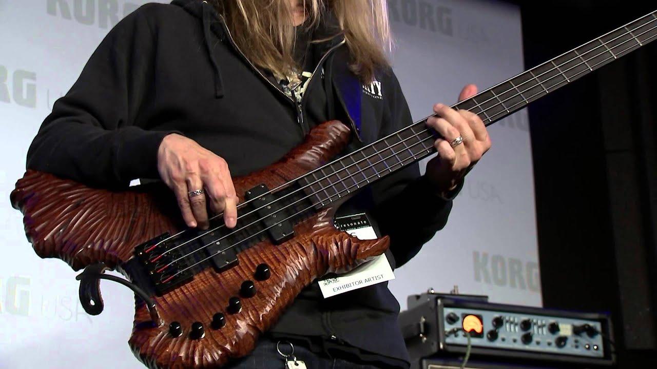 James Lomenzo Yamaha Bass