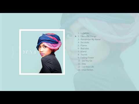 Yuna - YUNA (self-titled) full album (2012)