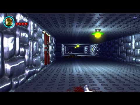 LEGO Wolf3D (PC) Gameplay