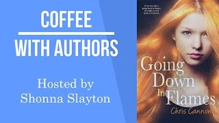 Coffee with Authors: Chris Cannon