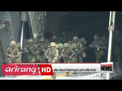 Thumbnail: Military tension on Korean Peninsula to linger into May: watchers