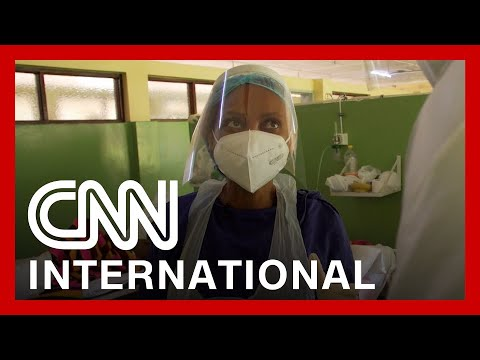 CNNi: Dire situation at hospital pushed to the brink by Covid-19