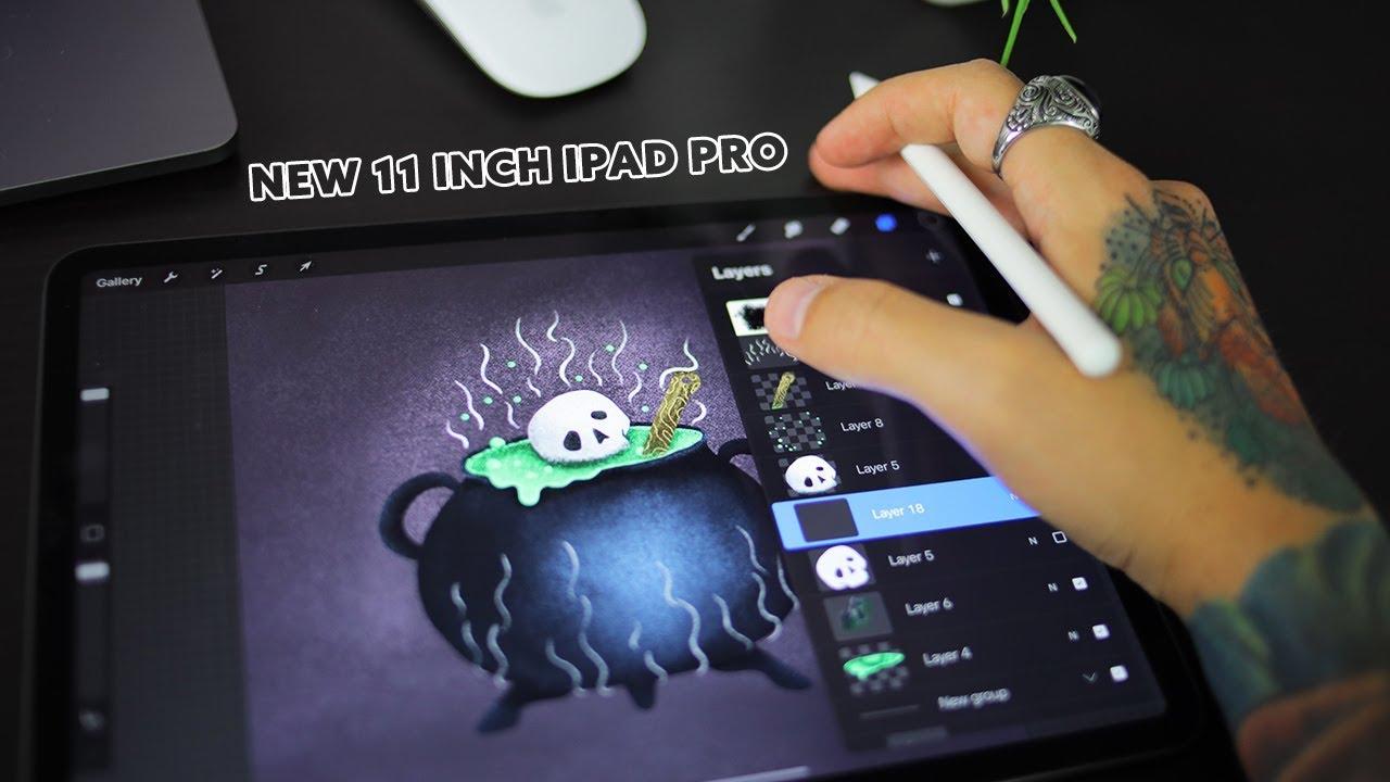 A Designers Thoughts On The New 11 Inch Ipad Pro Should You Upgrade Youtube,Bridal Lehenga Lehenga Blouse Designs Catalogue 2020