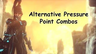 Blade and Soul - KFM - Alternative Pressure Points Combo