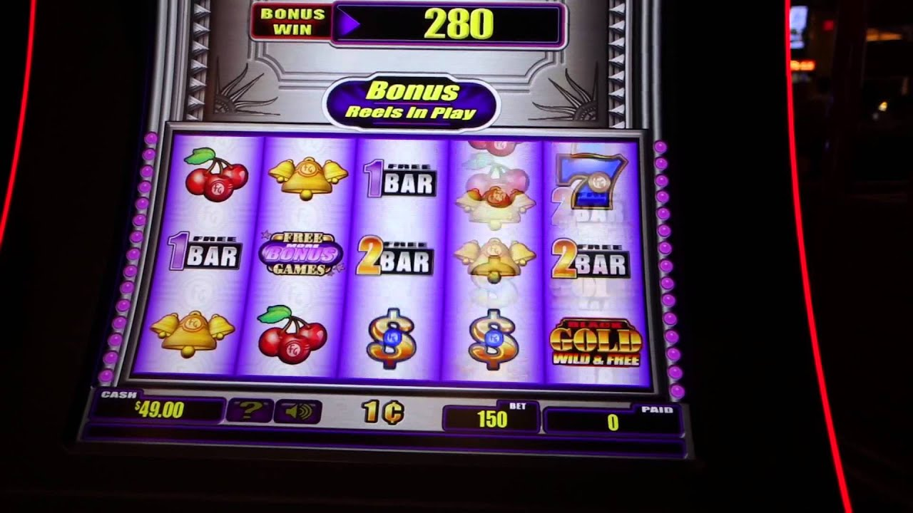 Free Slots Quick Hits Black Gold