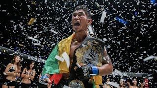 2018 ONE World Champion | Aung La N Sang