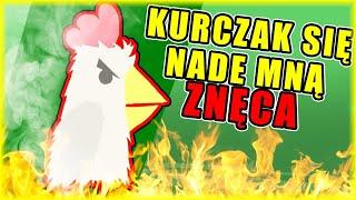 KURCZAK SIĘ NADE MNĄ ZNĘCA | Ultimate Chicken Horse [#123] | BLADII