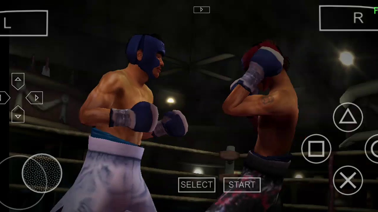 FIGHT NIGHT ROUND 3/ ppsspp