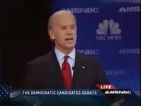 Joe Biden:  Noun + Verb + 9/11 = Giuliani Vocabulary